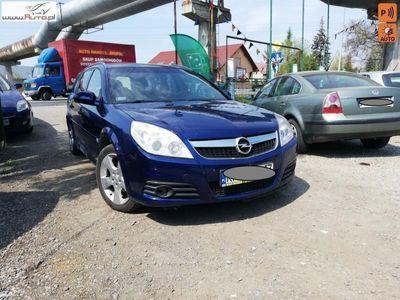 używany Opel Vectra 1.9dm3 120KM 2005r. 341 000km Elegance