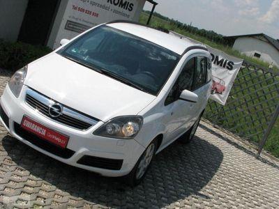 used Opel Zafira B 1.9 CDTI Essentia