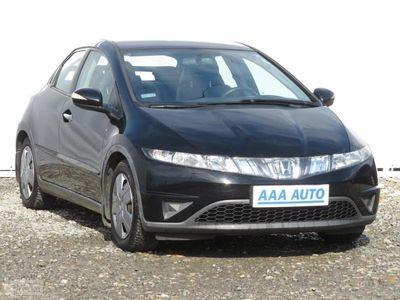 używany Honda Civic VIII Salon Polska, Serwis ASO, GAZ, Klimatronic, Parktronic