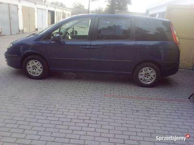 używany Fiat Ulysse Van 2.0 JTD zamiana