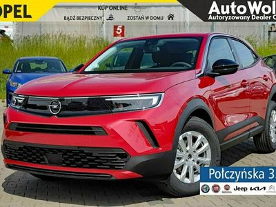 używany Opel Mokka 1.2dm 100KM 2021r. 4km
