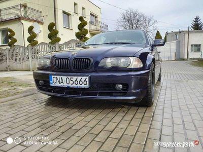 używany BMW 323 Seria 3 E46 i 170KM M52B25 2.5 B+LPG HARMAN KORDON