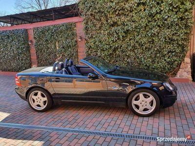 używany Mercedes SLK200 (cabrio, roadster) klasyk, ZAMIANA