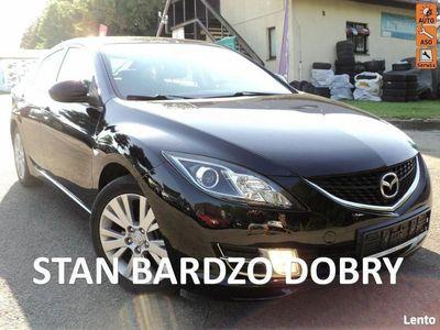 używany Mazda 6 Sport 1.8 Benzyna 120 KM Klimatronic Alu Kredyt Bez BIK i KRD II (2007-2013)