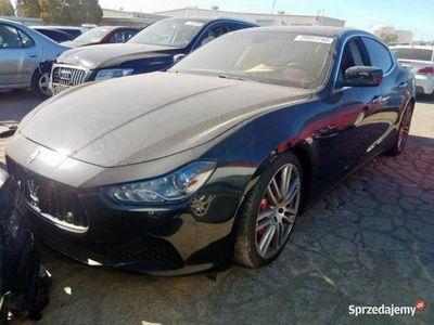 używany Maserati Ghibli Ghibli3.0l benz. autom. 8-bieg. 2015