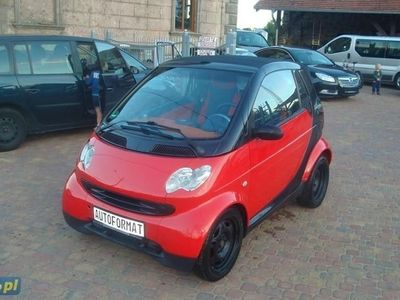 używany Smart ForTwo Cabrio