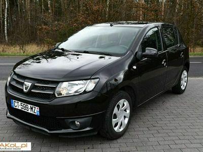używany Dacia Sandero 0.9dm 90KM 2013r. 80 871km