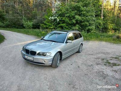 używany BMW 330 xi z gazem kombi