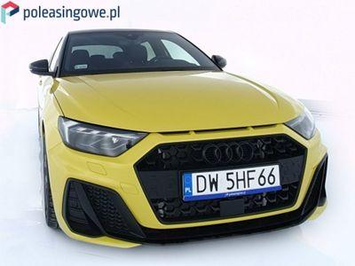 używany Audi A1 1dm 116KM 2019r. 4 516km