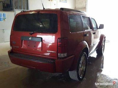 używany Dodge Nitro NitroHeat 4.0 V6 benz. 264 KM autom. 2011