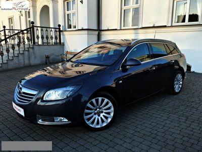 używany Opel Insignia 2dm3 160KM 2011r. 170 000km 2,0 cdti 160KM 4x4 cosmo xenon skora pdc alu full