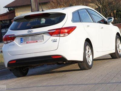 brugt Hyundai i40 1WŁ ASO Salon PL FV23% 1.7 136KM Klimatyzacja dwus