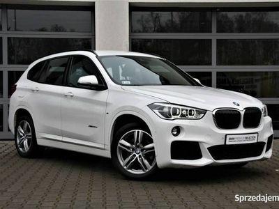 używany BMW X1 2dm 190KM 2017r. 84 900km