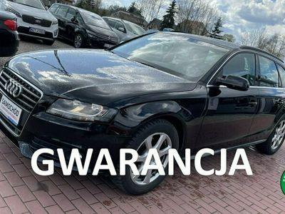 używany Audi A4 Gwarancja, Serwis B8 (2007-2015)