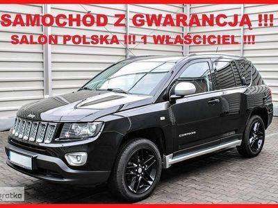 used Jeep Compass II LIMITED + Salon PL + 1 Właściciel + Sekwencja LPG !!!