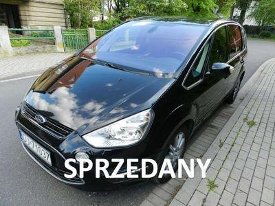 używany Ford S-MAX 2dm 163KM 2010r. 184 000km