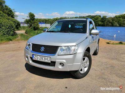 używany Suzuki Grand Vitara II 2008r. 1,6 benzyna doinwestowana