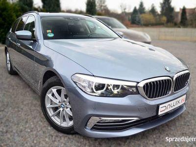 używany BMW 530 SERIA 5 d /265KM/ xDrive LUXURY/LED/StopGo/panoram/Head, Częstochowa