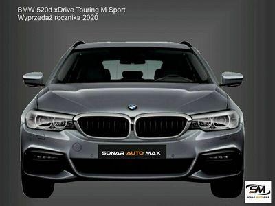 używany BMW 520 2dm 190KM 2019r. 11 100km