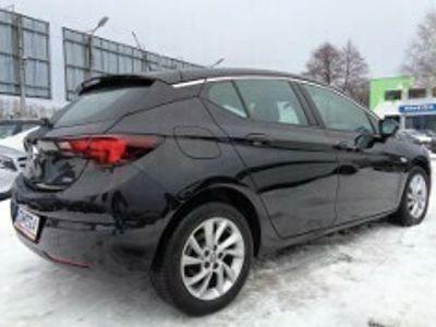 używany Opel Astra Salonowy 1 Właściciel Skóra Parktr. Climatronic