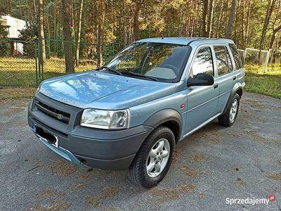 używany Land Rover Freelander 2001r 1.8B 4x4 SPRAWNE Alufelga 16