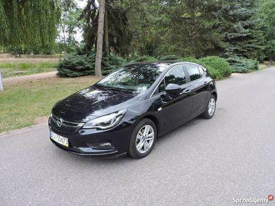 używany Opel Astra SalonPL 2WŁ. 2018r 1.4 TURBO 150KM 6112KM ASO