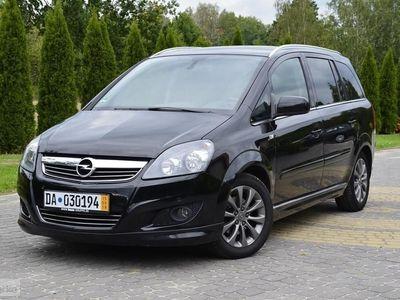 używany Opel Zafira B 1.8 Benzyna 140KM 7os. Skóra PDC ALU Bezwypadkowy