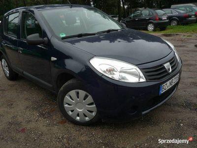 używany Dacia Sandero 1,1 benz z 2010!Spr z Niemiec!tylko 113tyśkm!
