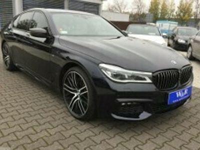 używany BMW 740 SERIA 7 d xDrive M Pakiet/Kamera 360/TV Salon Polska