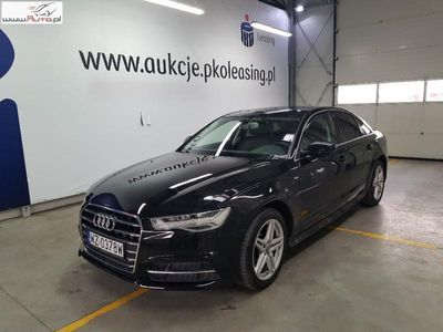 używany Audi A6 A6 2dm3 190KM 2017r. 30 084km2.0 TDI ultra S tronic