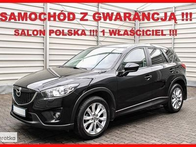 używany Mazda CX-5 SKYPASSION + AUTOMAT + 4 x 4 + Salon PL 1 WŁ + 100% Serwis !!!