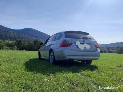 używany BMW 320 d e91 N47
