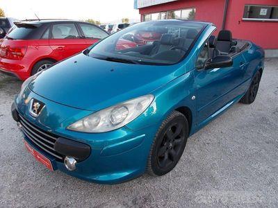 używany Peugeot 307 CC Cabrio,2.0 benzyna,140KM,