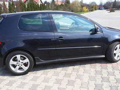 używany VW Golf V GTi 2.0 Turbo