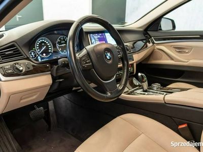 używany BMW 520 F10 2.0 183KM