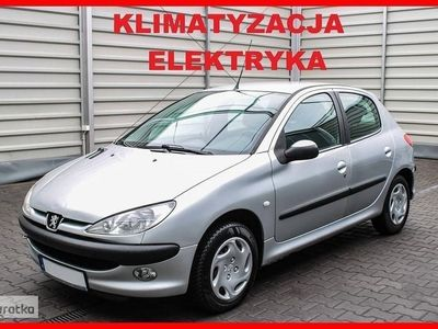 używany Peugeot 206 I Klimatyzacja + Elektryka !!!