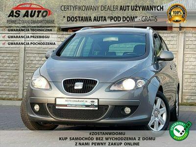 używany Seat Altea XL 1,9TDi 105KM Stylance/SerwisASO/Alu/PDC/AUX/Model2008/GwArAnCjA