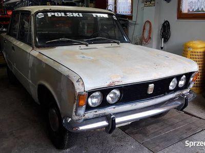 używany Fiat 125 Era PRL Wartburg Trabant 126p Polonez Warszawa