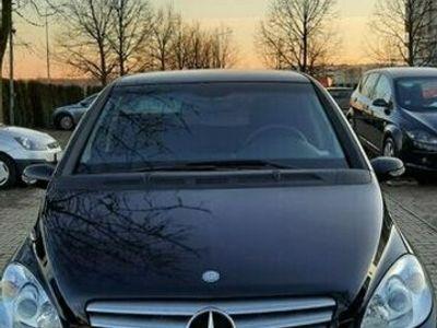 używany Mercedes B170 W245 (2005-2011)