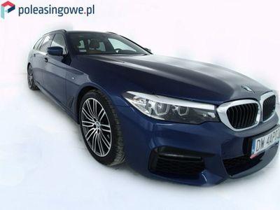 używany BMW 530 3dm 265KM 2018r. 72 042km