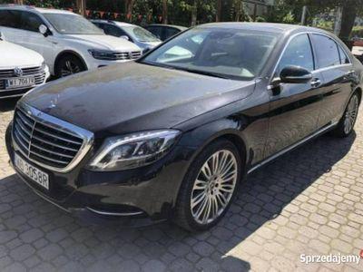 używany Mercedes S350 W222 (2013-)