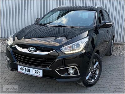 używany Hyundai ix35 1.7 CRDi Comfort 2WD