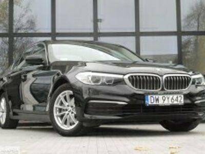 używany BMW 518 SERIA 5 VII (F90)2.0 ! AUTOMAT ! 150KM ! Z polskiego salonu ! Faktura Vat !