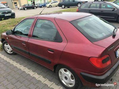 używany Citroën Xsara 1.6dm 88KM 2000r. 240 000km