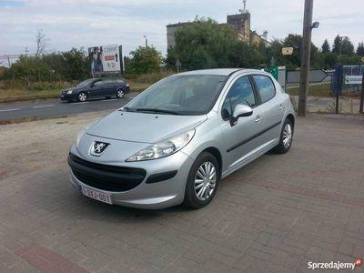 używany Peugeot 207 1,4 HDI 2007r