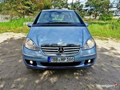 używany Mercedes A150 1.5dm 95KM 2006r. 233 000km