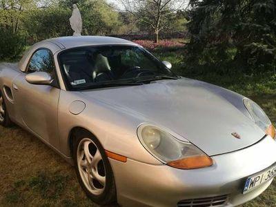używany Porsche Boxster Lpg hardtop