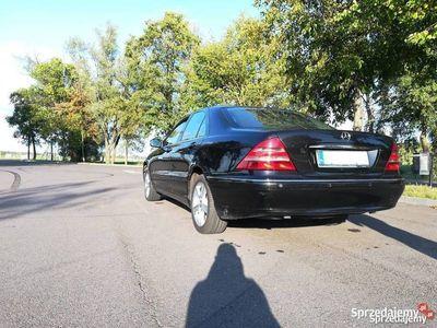 używany Mercedes S320 W220 3.2 CDI 197KM