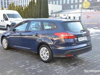 używany Ford Focus 1.5TDCi 95KM Kombi, Trend, FVAT23%