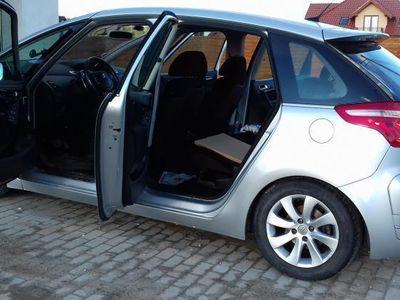 używany Citroën C4 Picasso 1.6dm3 110KM 2009r. 264 000km Hdi Exclusive ABS automatyczna klima.